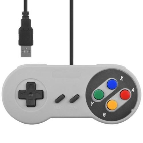 Retro Vintage PC USB Joystick - Gamepad