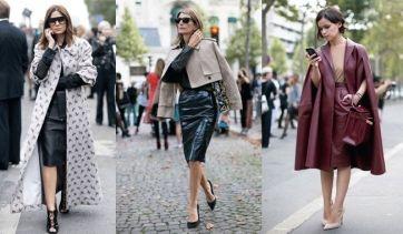 Φέτος, είναι πολύ της μόδας τα δερμάτινα ρούχα και ιδιαίτερα �οι φούστες , οι οποίες φοριούνται με πολλούς τρόπους. Έψαξα και σας βρήκα με τι &nb...