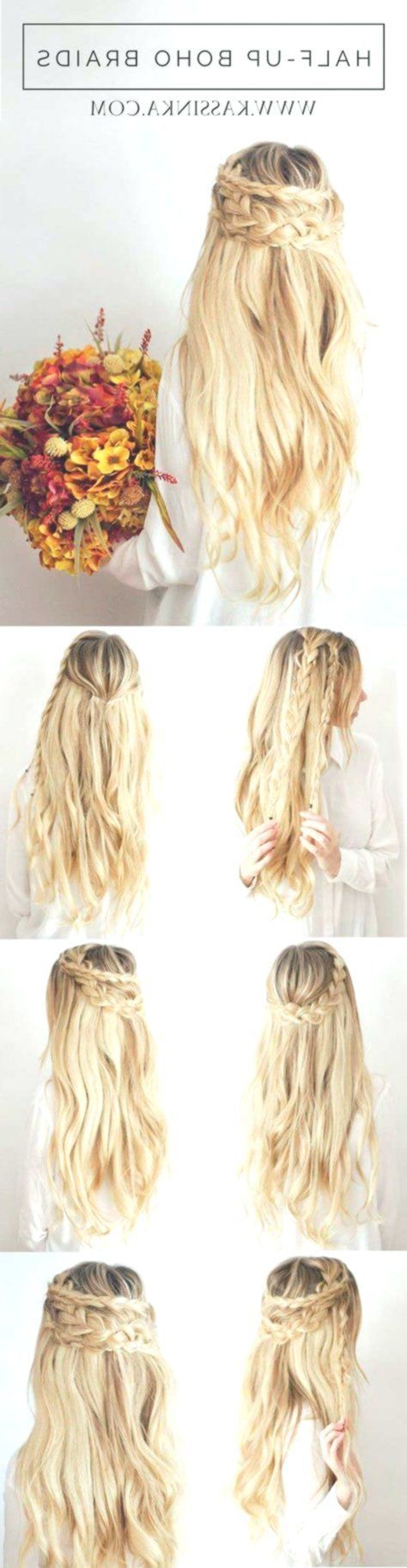 By now, we're all well aware that the half-up half-down hairstyle is very much…