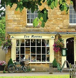 also some excellent antiques shops in the classically pretty little town of Chipping Campden, in the northern Cotswolds. The high street con...