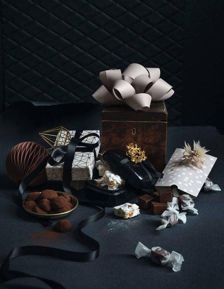Oppskrift på salt karamell-trøffel av Mary-Ann Skjeie #karamell #karamelltrøffel #smak