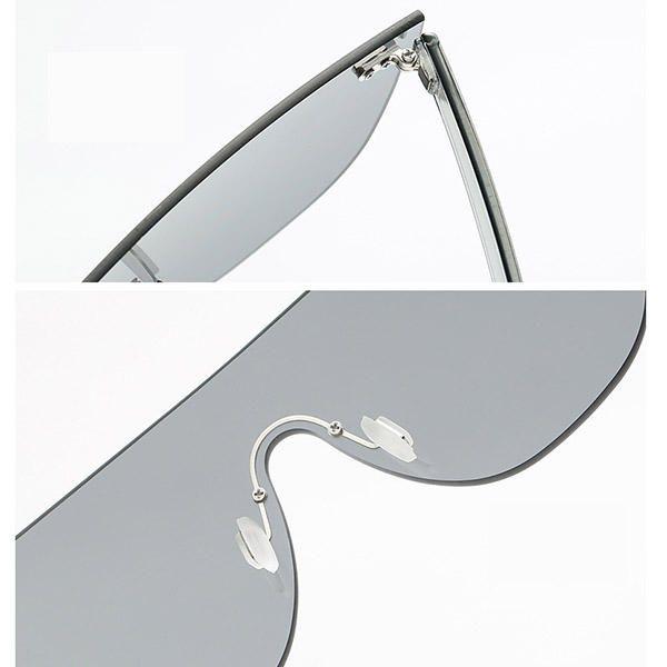 Women Summer Anti-UV Sunglasses Fashion Colorful Frame Eyewear at Banggood