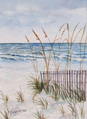 Strandmalerei