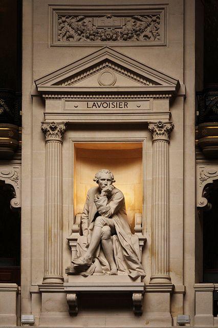 Lavoisier - Lecture theatre - La Sorbonne - Paris - France