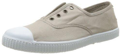 Oferta: 34€. Comprar Ofertas de Zapatillas Victoria 6623 - Inglesa Elástico Teñido Puntera Mujer - Color : Beige - Talla : 36 barato. ¡Mira las ofertas!