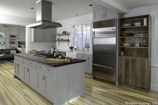 Countertop Trends : 2016 Kitchen Countertop Trends Shelves, Colors and Places