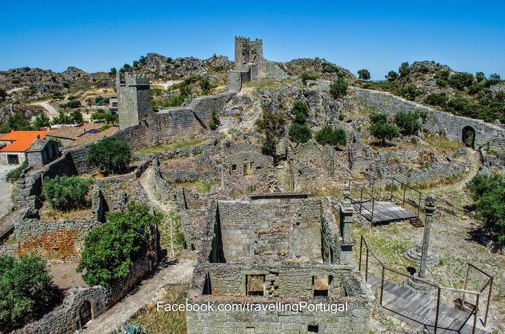 Castillo de Marialva   Turismo en Portugal