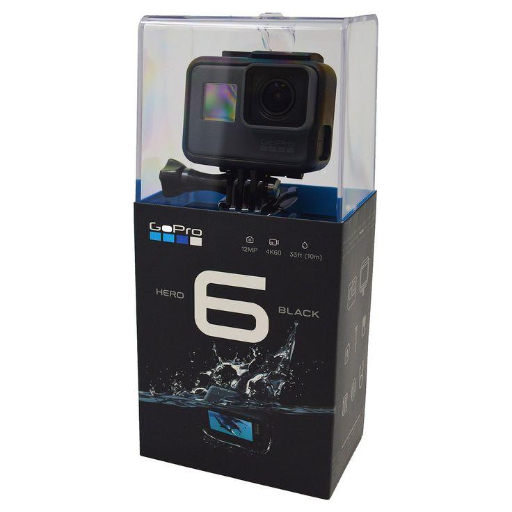 GoPro HERO6 4K Black Video Action Camera (CHDHX-601) for $369.99 AC  Free Shipping https://www.lavahotdeals.com/us/cheap/gopro-hero6-4k-black-video-action-camera-chdhx/305441?utm_source=pinterest&utm_medium=rss&utm_campaign=at_lavahotdealsus&utm_term=hottest_12