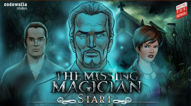 The town's greatest magician has been murdered and his ghost is now desperate to find the murderer. Search for hidden objects, solve memory puzzles, and unlock clues to crack the case. The path will lead you on a quest full of surprises, mysteries, and...magic!