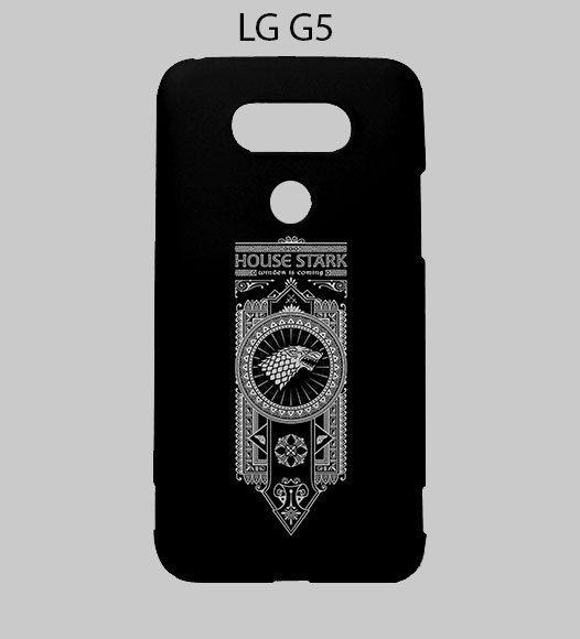Game of Throne Stark LG G5 Case Cover