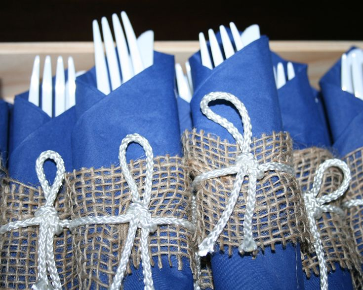 Ideas, Decorations, Favors And Food For A Nautical Themed Baby Shower