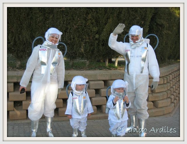 Astronaut Costume Child - Imagui