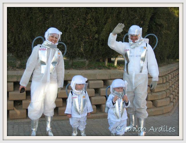 Astronaut Costume Child - Imagui