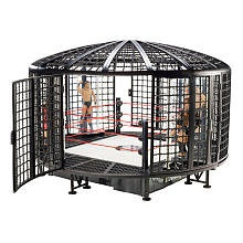 wwe elimination chamber playset