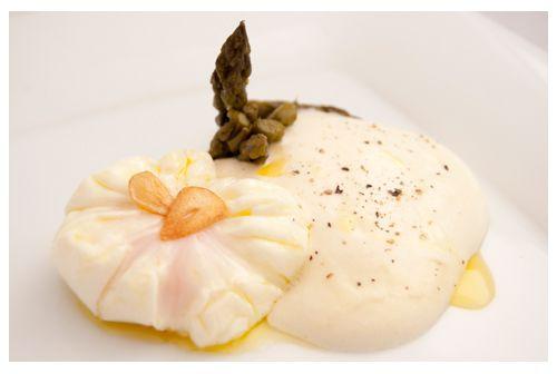 tuteloguisas.com - Espuma de patata con huevo poché