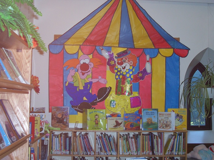 Circus Classroom Decoration ~ Best ideas about circus bulletin boards on pinterest
