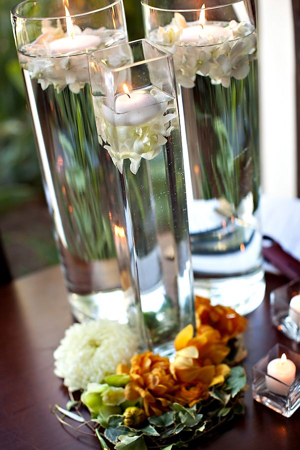 Eat Love and Marry Flower Arrangements // Weddings at The Crosby in Rancho Santa Fe, California