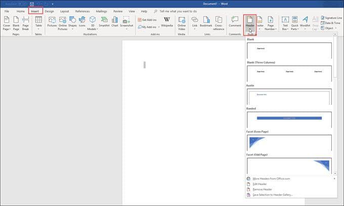 Create A Letterhead In Microsoft Word Letterhead Template Word Letterhead Template Letterhead