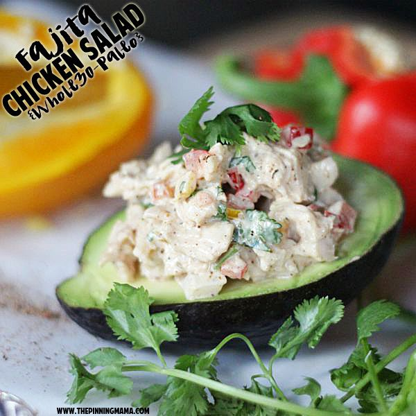 This fajita chicken salad is a genius twist on the classic chicken salad recipe. It is delicious, and also happens to be paleo, and whole30 compliant for a meal you can love to eat whether you are…