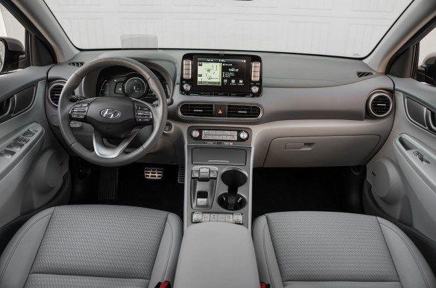 2019 Hyundai Kona Ev Dashboard Hyundai Tesla Model X Kona