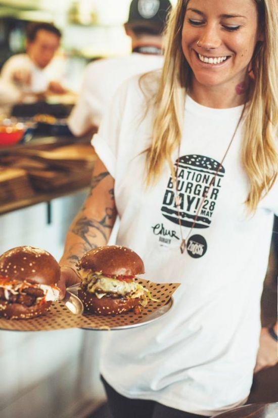 Chur Burger Brisbane