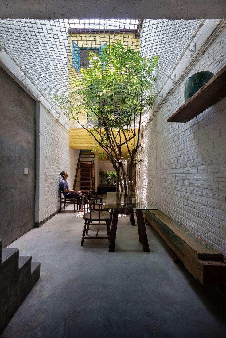 A Vertical Property in Ho Chi Minh City, Vietnam - http://www.interiordesign2014.com/interior-design-ideas/a-vertical-property-in-ho-chi-minh-city-vietnam/
