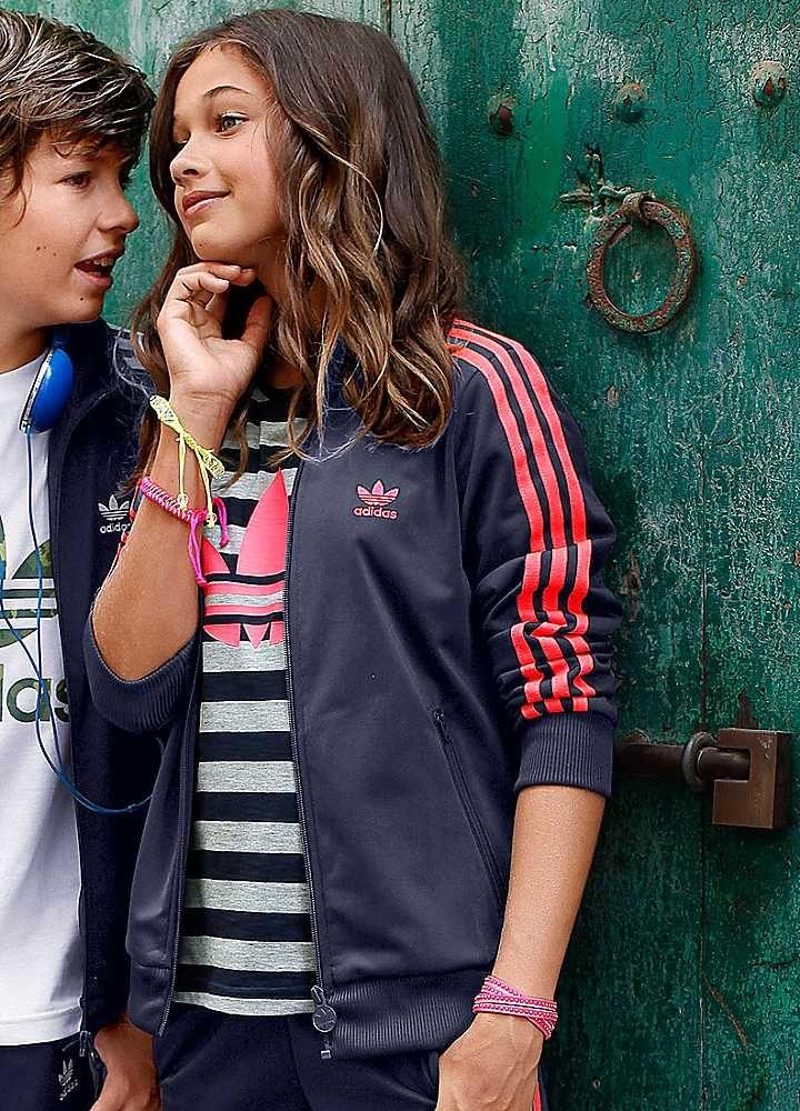 adidas Originals 'J Firebird Tracktop' Tracksuit Jacket