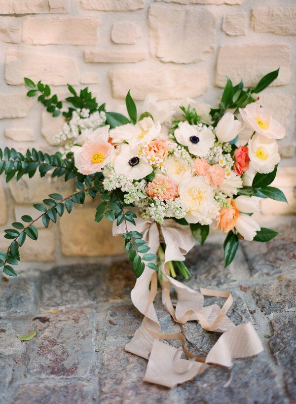 Romantic European-Inspired Wedding Ideas
