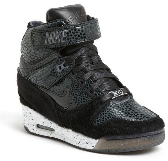 548971903cb Nike  Air Revolution Sky Hi  Hidden Wedge Sneaker (Women)