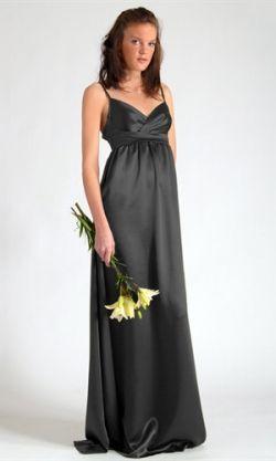 Hot Style Black Bridesmaid Dresseses BDAU10585