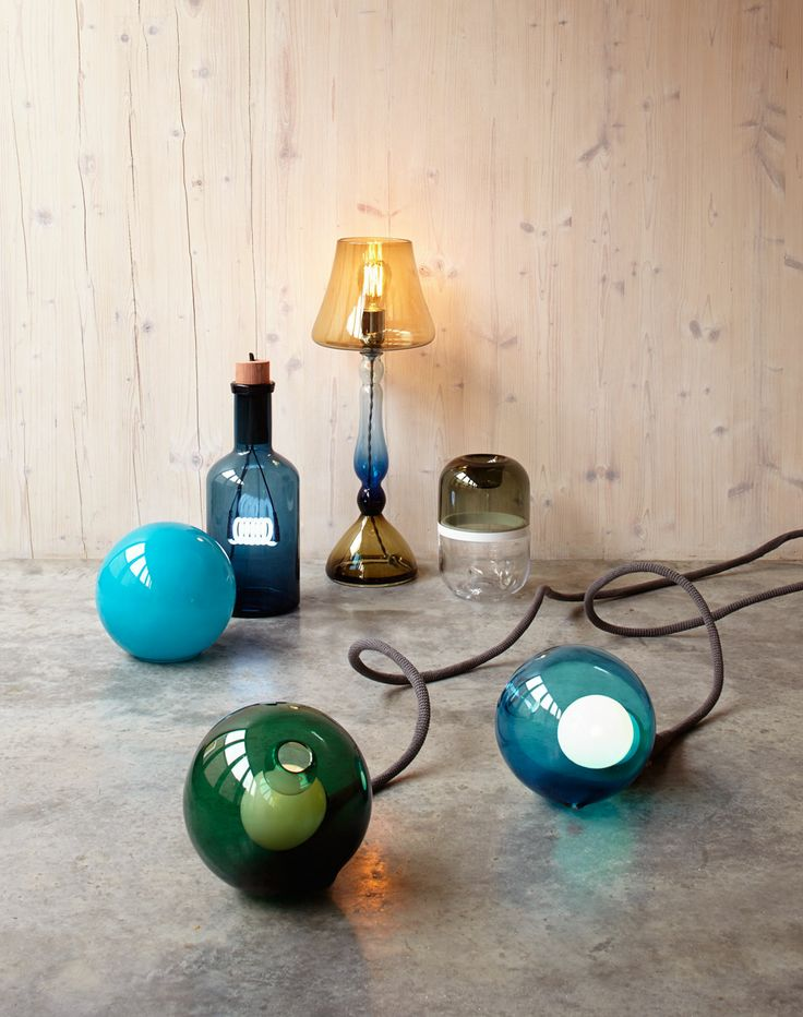 Demi Lamp by Mattias Stenberg for Design House Stockholm.  Photography by Anders Gramer.