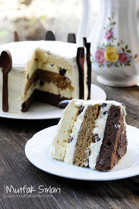 Rüya Kek & Dünya Kek ve Pasta Günü nasıl yapılır ? Ayrıca size fikir verecek 23 yorum var. Tarifin püf noktaları, binlerce yemek tarifi ve daha fazlası...