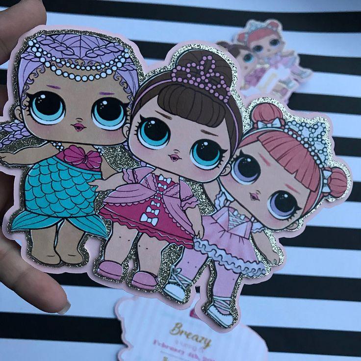 Lol Überraschungspuppen, wie süß diese sind! #lolsurprisedoll #loldollparty #lolsurpr …   – Valentines Day