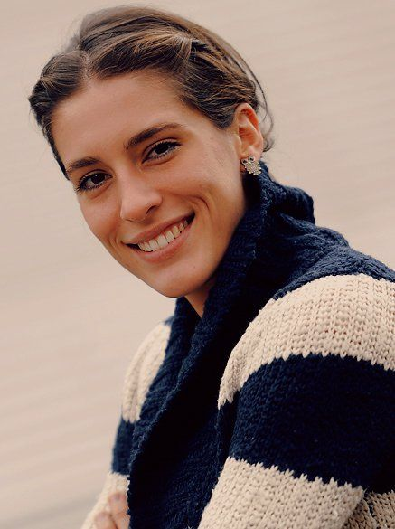 """Andrea Petkovic was voted into the No. 18 spot on Tennis Channel's """"Best of 5 Heartthrobs"""" list."""