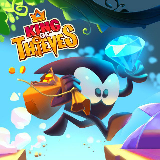 promo video and banners for game King of Thieves from Zeptolab