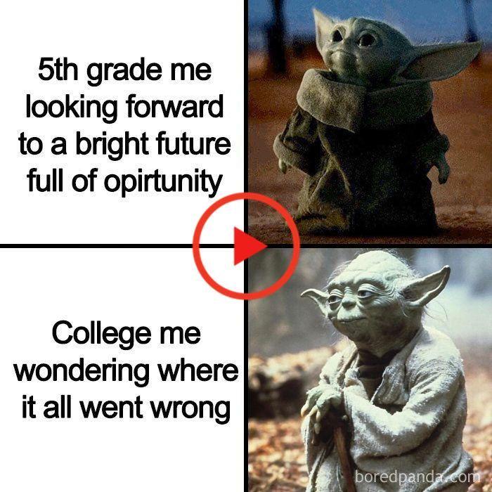 Baby Yoda Memes Memes Funny Memes Baby Memes