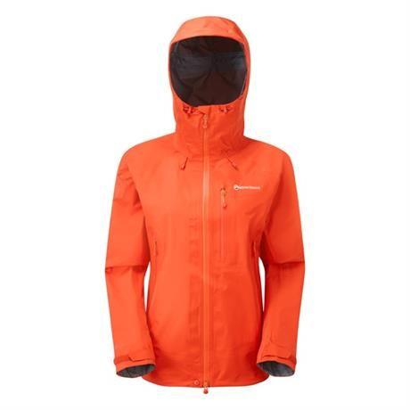 Montane Women's Alpine Pro Jacket SUNSTONE ORANGE  Expensive but super lightweight