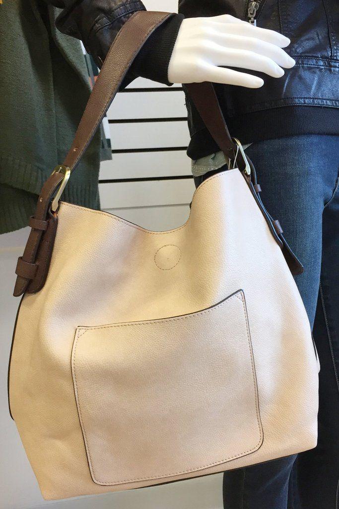dbc096d7f42c Joy Susan Hobo Handle Handbag Putty | {Purses} | Bags, Handle, Handbags