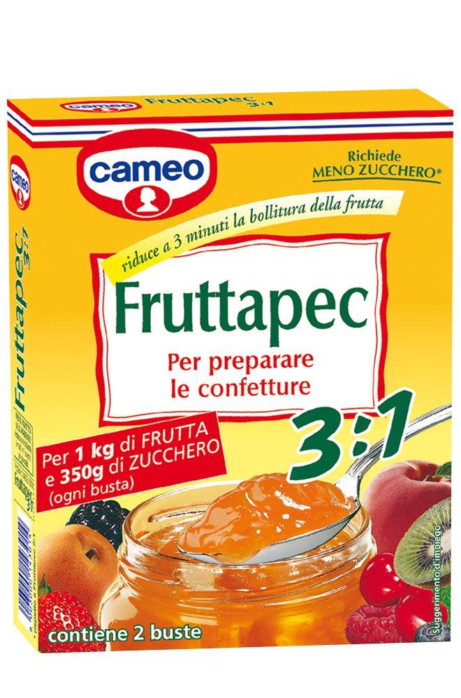 Fruttapec 3:1 - Fruttapec di cameo