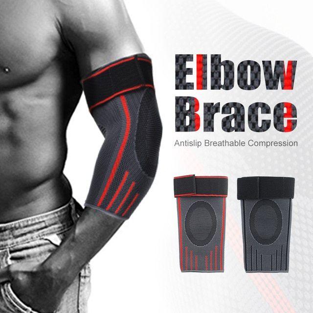 Aolikes 1pcs High Quality Elastic Sports Leg Knee Support Brace Patella Wrap Protector Pads Sleeve Cap Hole Sports R Knee Support Braces Knee Support Knee Pads