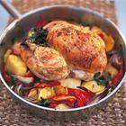 Jamie Oliver: in de pan gebraden kip met zoetzure saus - recept - okoko recepten