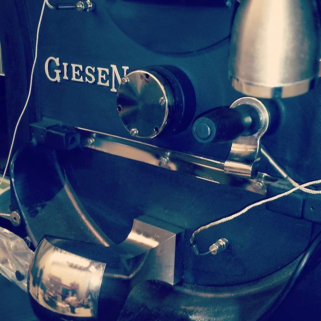 Upgrade! G&T now roasting at CRS Sydney