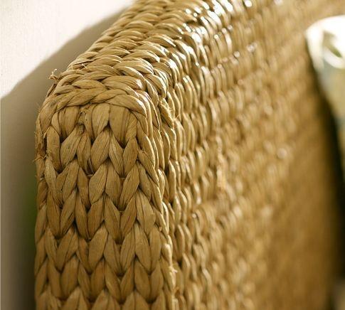 pottery barn seagrass headboard - Seagrass Headboard