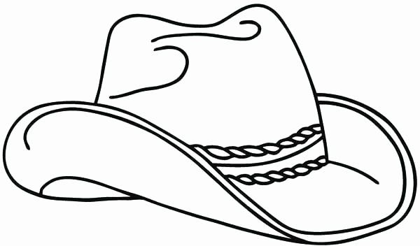 Cowboy Boot Coloring Page Unique Cowboy Boot Coloring Page At