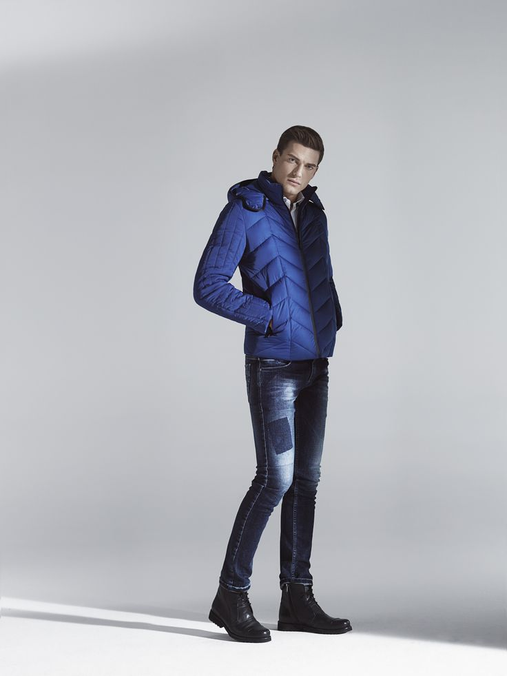 THE LOOK | Casual collection AW'15/16   #MFI #mensfashion_industry #trend #look #aw16  mensfashion-industry.com