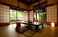 Takaragawa, Gunma, Japan: Traditional Japanese ryokan and natural spas, on the edge of Takaraga river.