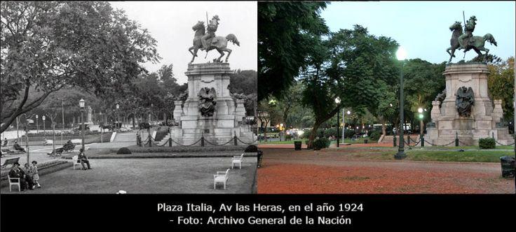 Buenos Aires - Reina del Plata: Buenos Aires Antigua