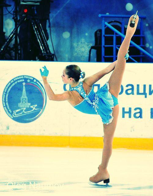 Julia LipnitskayaIceskating, Figureskating