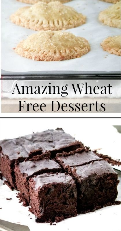 Indulge in Awesome Grain Free Desserts