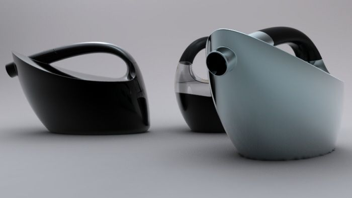 Mosac Kettle concept by Younghwan Kim(Kay) at Coroflot.com